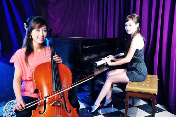 大提琴與鋼琴伴奏