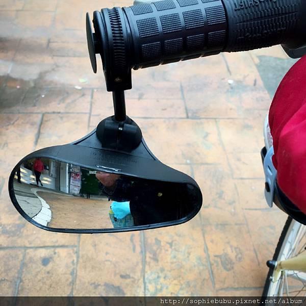 德國輕量化後照鏡 The Ultra Light Bike Mirror