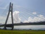 新北大橋 從疏洪道攝