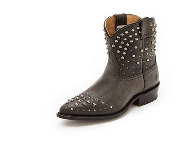 Billy Studded Booties