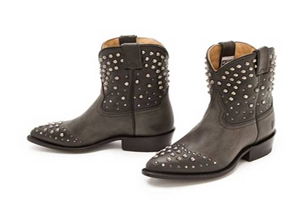 Billy Studded Booties.1