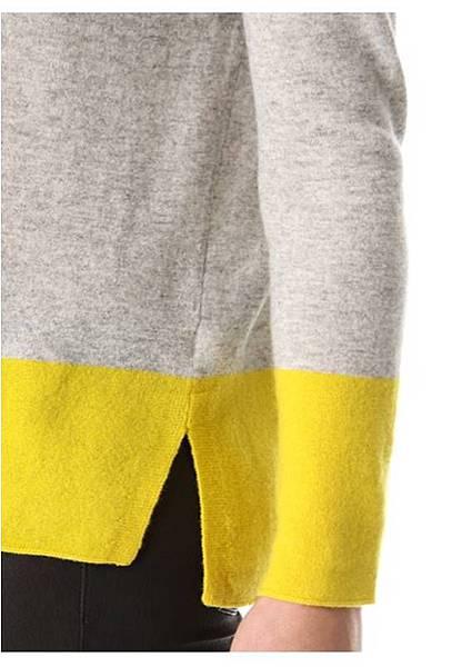 Cashmere Colorblock Sweater.1