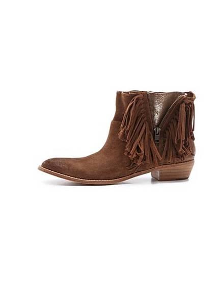 Pearce Fringe Boots
