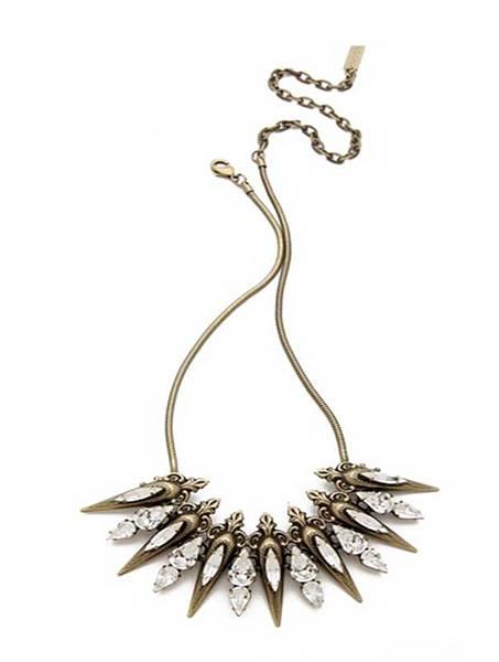 Remy Spike Necklace