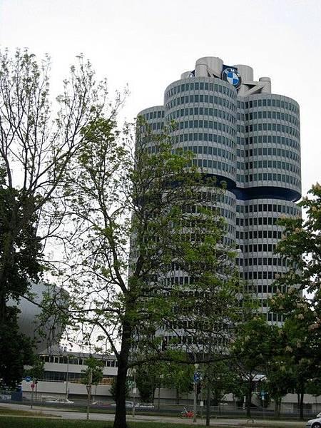 BMW大樓