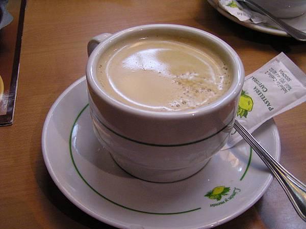 領隊大人請喝咖啡