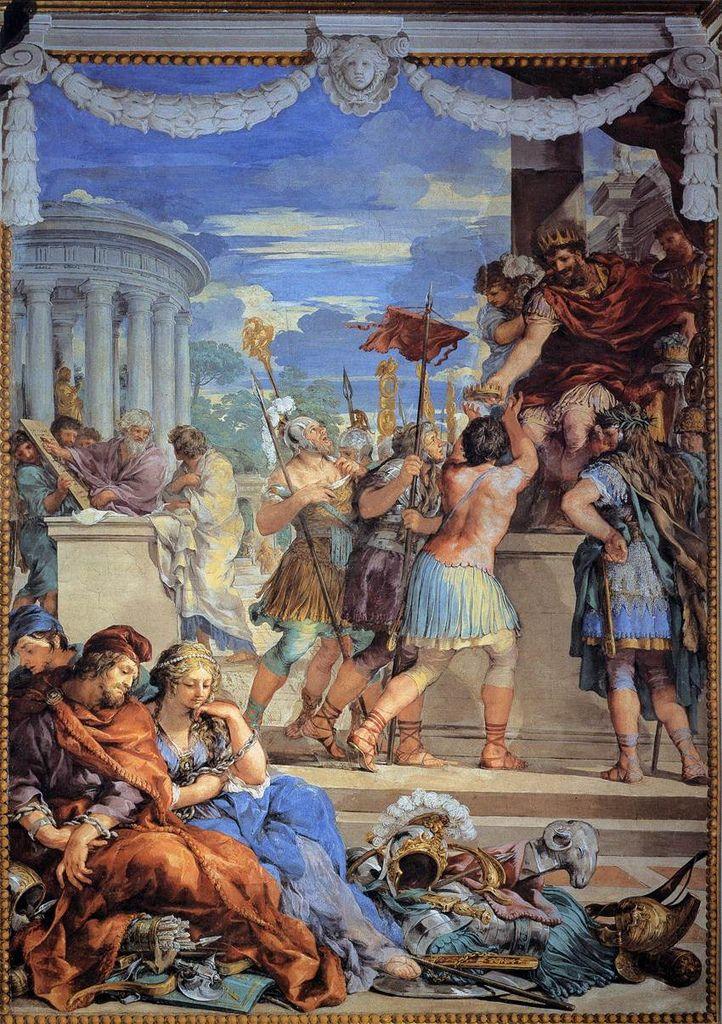 青銅時代 The Age of Bronze_科爾托納 Pietro da Cortona