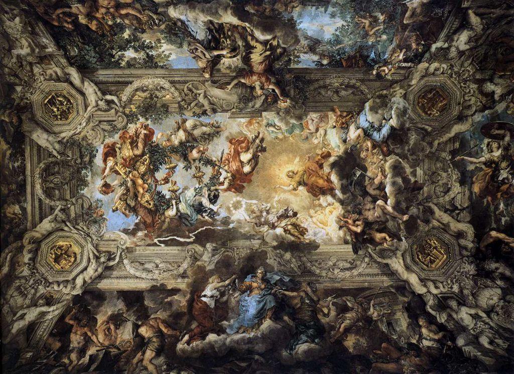 青銅時代 Age of Bronze_科爾托納 Pietro da Cortonst