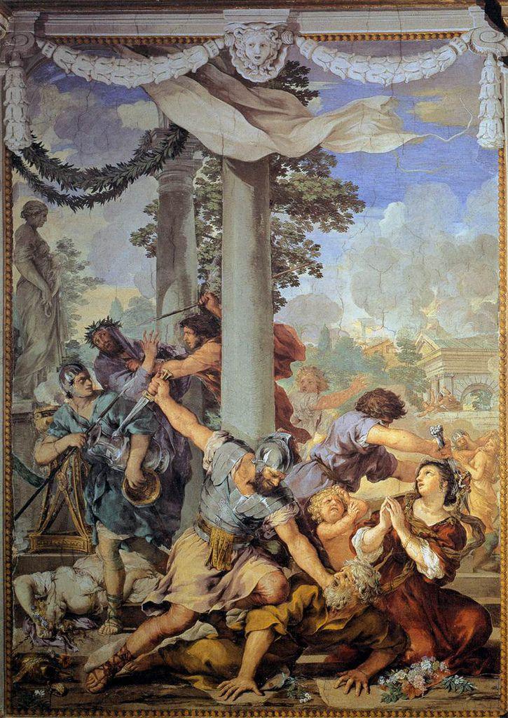 黑鐵時代 The Age of Iron _ 科爾托納 Pietro de Cortona