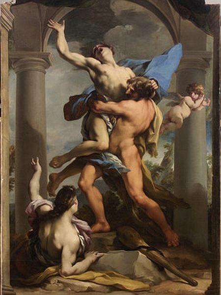 海格力斯與安泰俄斯 Hercules and Antaeus _ 顯默斯 ‧ 希尼 Seamus Heaney