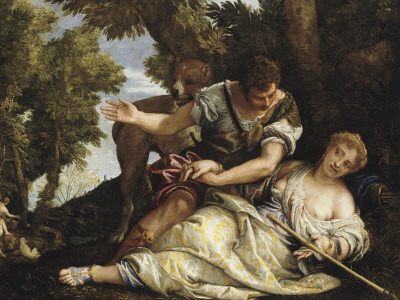 普洛克莉絲之死 Death-Procris_保羅 Paolo Cagliari
