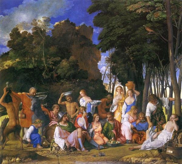 諸神之宴 The Feast of the Gods_貝里尼 Giovanni Bellini.jpg