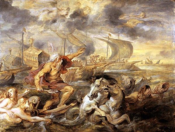 海神鎮服暴風雨 Neptune Calming the Tempest_魯本斯 Peter Paul Rubens.jpg