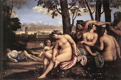 阿多尼斯之死  Death of Adonis_皮翁波 Sebasitiano del Piombo.jpg