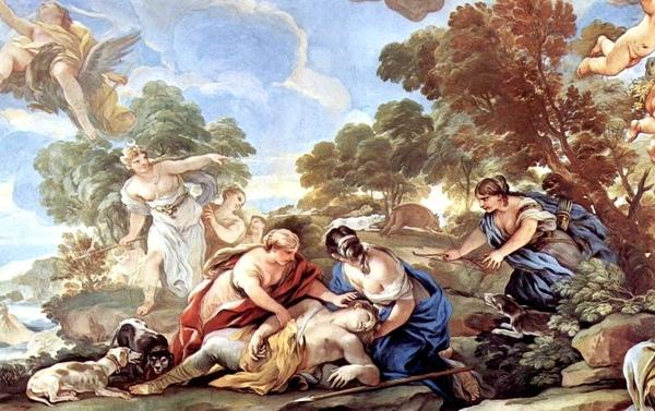 阿多尼斯之死 Death of Adonis_盧卡·吉沃丹諾Giordano, Luca.jpg
