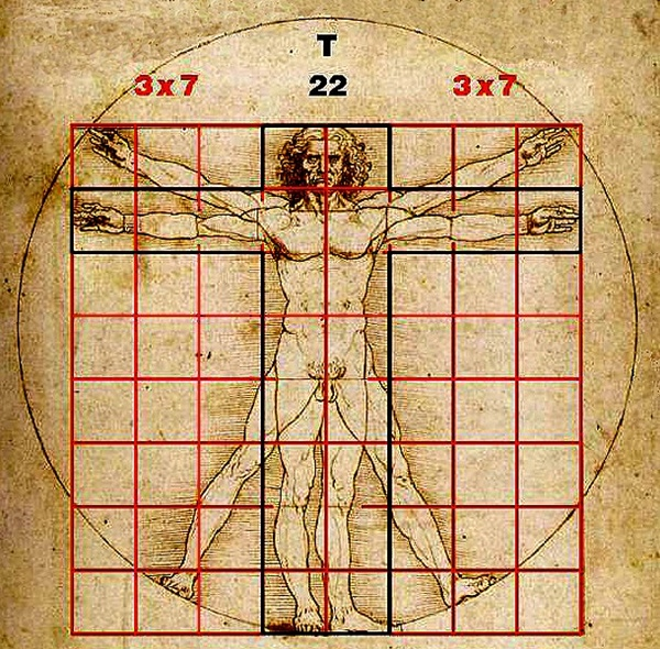 維特魯威人Vitruvian Man_達文西davinci-1492ax.jpg