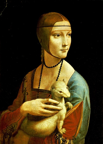 抱銀貂的女子Lady with an Ermine_達文西davinci-1485x.jpg