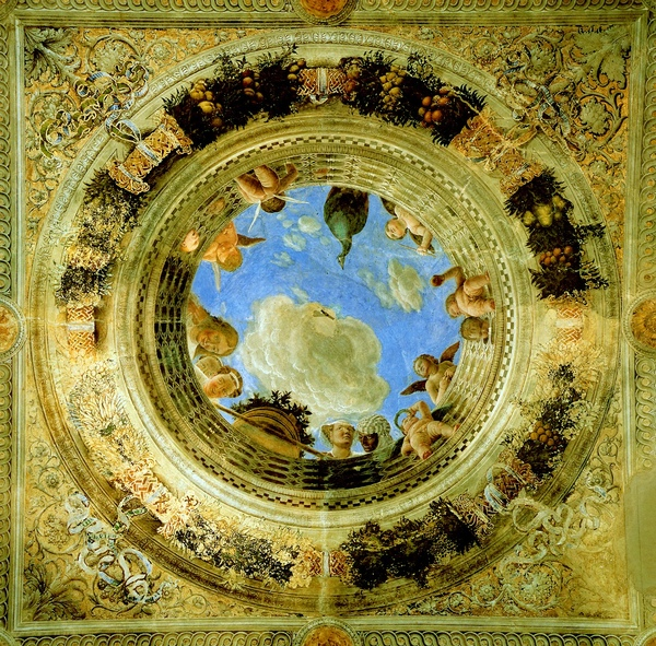 婚禮堂的屋頂圓孔 Ceiling Oculus_曼帖那 Andrea Mantegna -06x.jpg