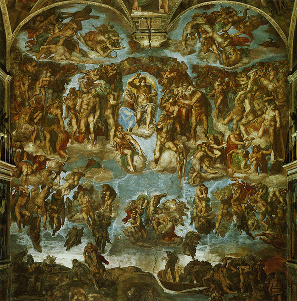 最後的審判 The Last Judgement_米開朗基羅Michelangelo Buonarroti-1534x.jpg