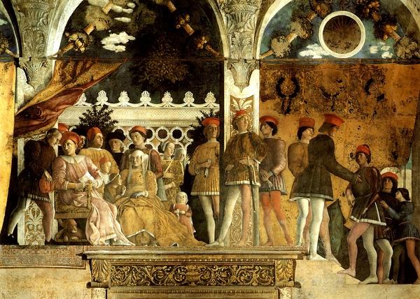 婚禮堂 Camera degli Sposi_曼帖那 Andrea Mantegna -08x.jpg