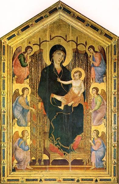 端坐寶座的聖母與聖嬰及六位天使 Rucellai Madonna_d杜奇歐 Duccio di Buoninsegna-04x.jpg