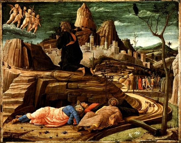 園中祈禱 Agony in the Garden_曼帖那 Andrea Mantegna-1459x.jpg