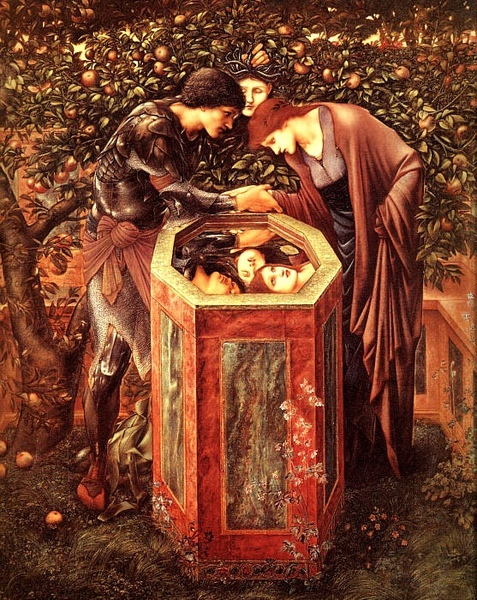 美杜莎的頭 The Baleful Head_伯恩‧瓊斯Edward Burne-Jones.jpg