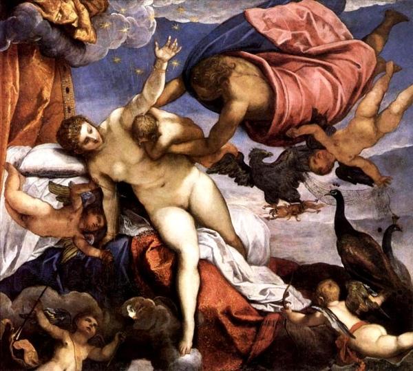 天河的源起 The Origin of the Milky Way_丁托列多 Tintoretto (Jacopo Robusti).jpg