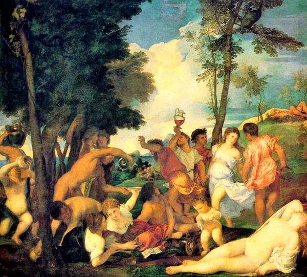 酒神祭 The Andrians (Bacchanalia)_提香 Titian (Tiziano Vecellio).jpg