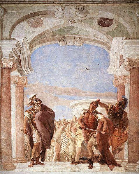 阿基里斯的憤怒The Rage of Achilles _提埃波羅Giovanni Battista Tiepolo.jpg