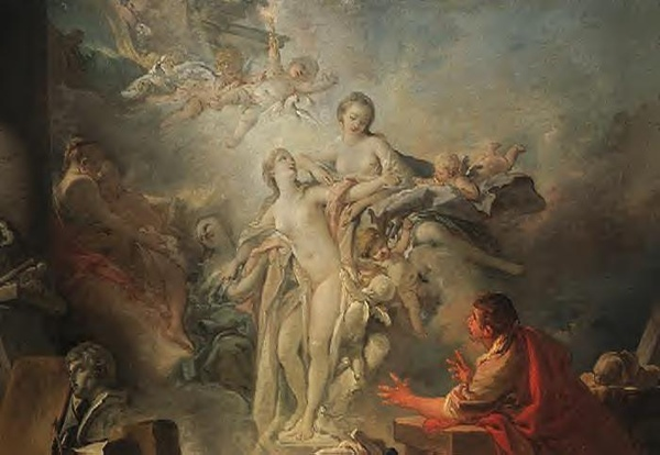 皮格馬利翁和伽拉忒婭Pygmalion and Galatea__布雪 Francois Boucher.jpg