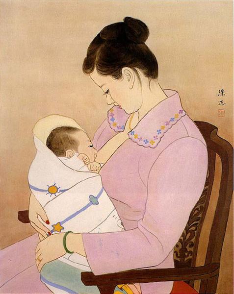 1984年-母愛_陳進.jpg