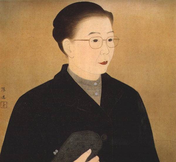 1965年_陳進自畫像.jpg