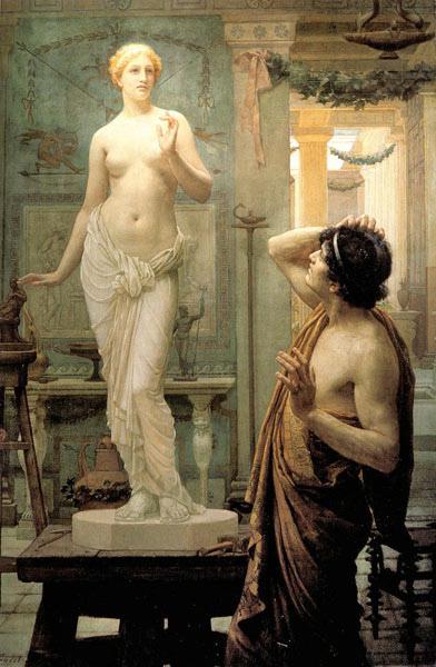 皮格馬利翁和伽拉忒婭Pygmalion and Galatea _歐內斯特 Ernest Normand.jpg