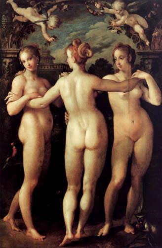 優美三女神 The Three Gracesr_翁‧阿善 Hans von Aachen.jpg