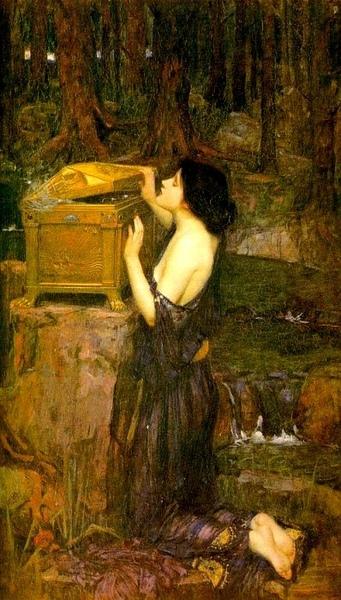 Pandora 潘朵拉_約翰‧威廉姆‧沃特豪斯 John William Waterhouse.jpg