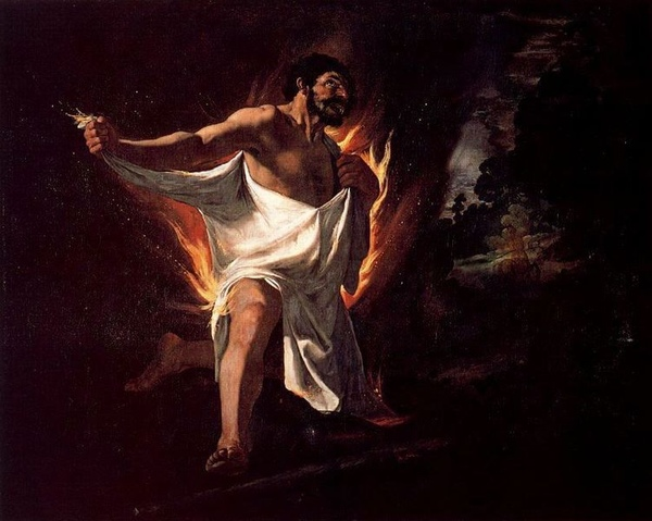 海格力斯被毒衣灼傷 Der Tod des Herkules_蘇巴朗Francisco de Zurbarán.jpg
