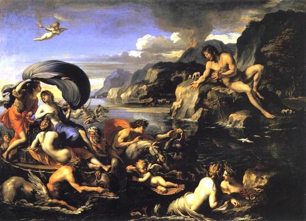 埃西斯.卡拉蒂和波呂斐摩斯Acis, Galatea, and Polyphemus_皮耶赫作PERRIER, François .jpg