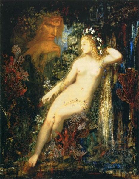 水神卡拉蒂 Galatea_摩洛 Gustave Moreau.jpg