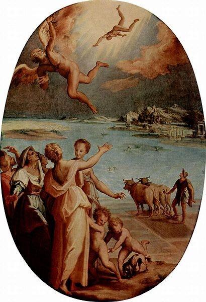 伊卡洛斯的墜落Der Sturz des Ikarus_托馬索德安東尼Manzuoli, Tommaso d'Antonio.jpg