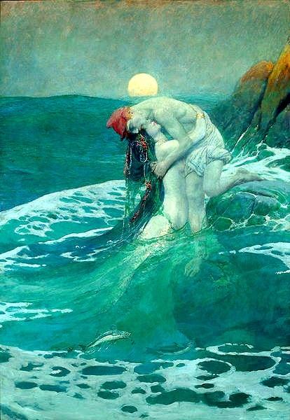 美人魚The-Mermaid_霍華德派爾 Howard Pyle.jpg