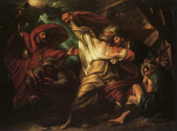暴風雨中的李爾王King Lear in the Storm_班傑明·衛斯特Benjamin West .jpg