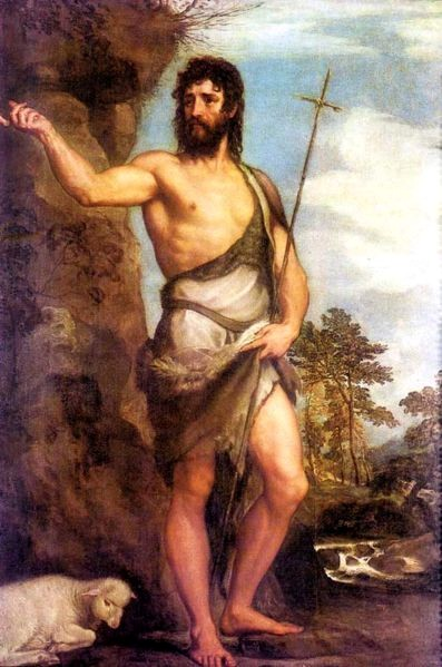 洗者約翰 St. John the Baptist_提香 Titian.jpg
