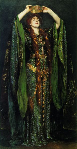 馬克白夫人Lady Macbeth_約翰·辛格·薩金特 John Singer Sargenth.jpg