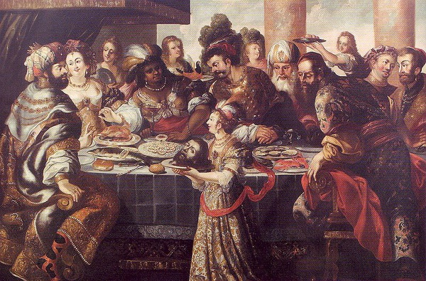 希律王 Das Gastmahl des Herodes_凱斯勒Stephen Kessler .jpg