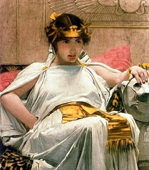克麗奧佩托拉Cleopatra_-_瓦特豪斯‧約翰‧威廉John William Waterhouse.jpg