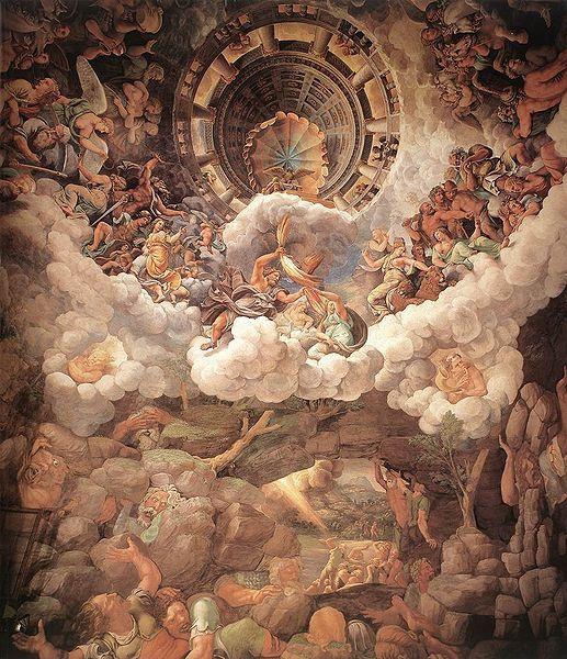 巨人的滅亡 The Fall of the Gigants_羅曼諾 Giulio Romano.jpg