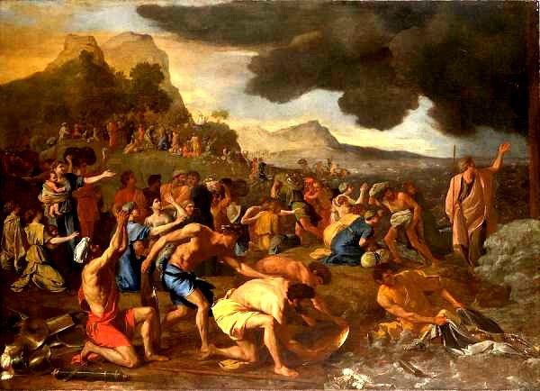 渡過紅海 The Crossing of the Red Sea_尼古拉.普桑 Nicolas Poussin.jpg