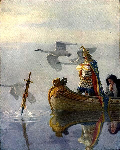 王者之劍Boys King Arthur_魏斯 N.C. Wyeth.jpg