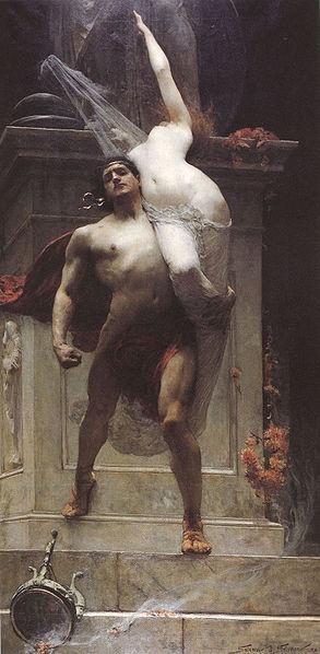 劫奪卡珊德拉Rape of Cassandra_所羅門Solomon Joseph Solomon .jpg
